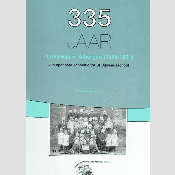 1991 335 jaar onderwijs in Albergen
