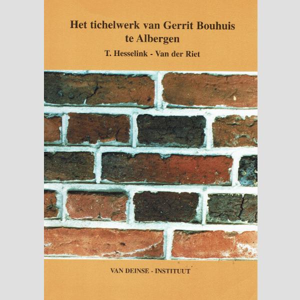 1997 Het tichelwerk van Gerrit Bouwhuis te Albergen