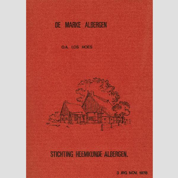 1978 De marke Albergen o.a. Los Hoes