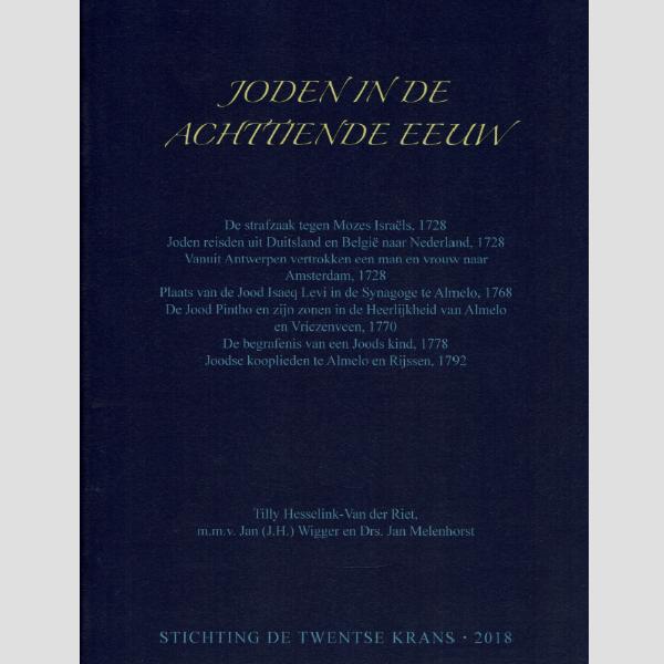 Joden in de 18e eeuw