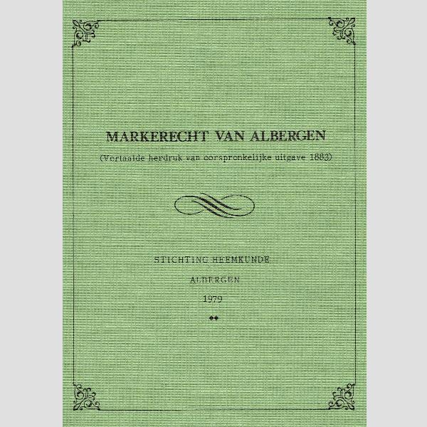 1979 Markerecht van Albergen