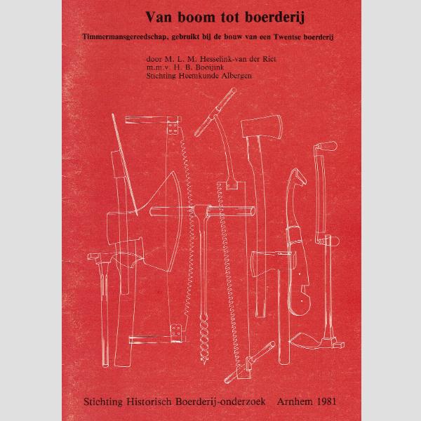 1981 Van Boom tot Boerderij