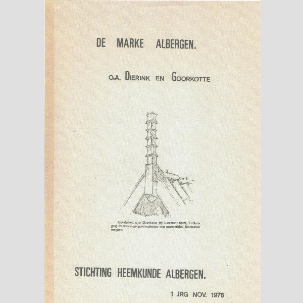 1976 De marke Albergen o.a. Dierink en Goorkotte